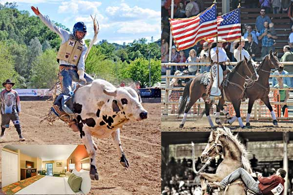 Parade and Rodeo Special in sonora ca for May