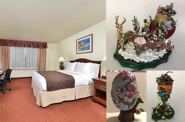 march special 10 percent off for hotel in Rancho Cordova CA