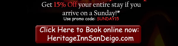 Stay Sunday Get Hotels in San Diego Discounts
