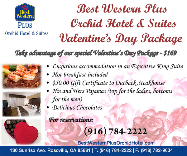 photo best western plus orchid hotel and suites romance package deal