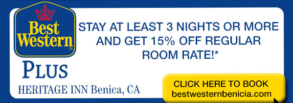 Hotels in Chico Califoria- save 15 percent off gas/fuel package