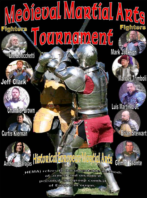 Hotels in Sonora Califoria-Medieval Martial Arts Tournament