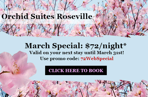 Hotels in Roseville California