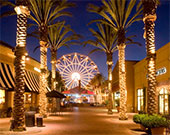 Irvine Spectrum Center near Irvine California hotels