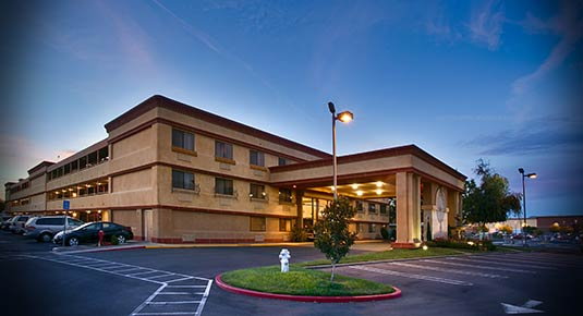 Welcome to Best Western Plus Orchid Hotel & Suites in Roseville, CA