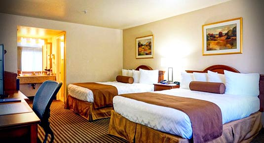 Best Western Heritage Inn In Concord Ca Affordable